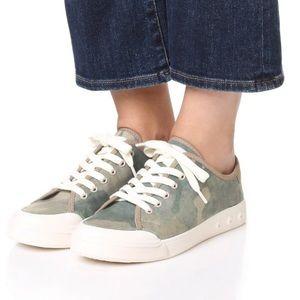Rag & Bone Standard Issue Canvas Sneakers Size 7
